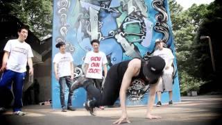 Harajuku - Tokyo B-Boy's Anthem