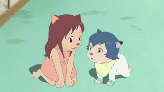 Wolf Children AMV-  Motherly love and Struggles (Part 1)