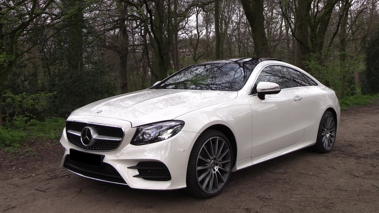 Mercedes Benz E 2017 Price >> 2018 Mercedes-Benz E Class Coupe E400 AMG Test Drive, In Depth Review Interior Exterior 2018 ...