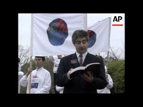 JAPAN: KYOTO: CLIMATE CHANGE CONVENTION UPDATE