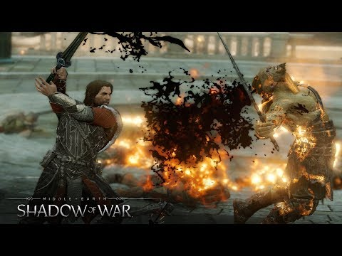SHADOW OF WAR - ALL Execution, Stealth, Brutal Kills Compilation (All Finishing Moves) FATALITY!