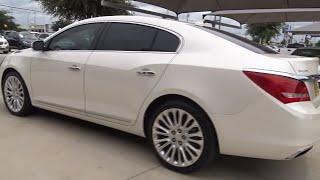 2014 Buick LaCrosse San Antonio, Houston, Austin, Dallas, Universal City, TX C71302B