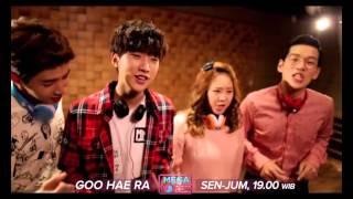 Video GOO HAE RA VERSI  1 - PROMO PROGRAM RTV download MP3, 3GP, MP4, WEBM, AVI, FLV Januari 2018
