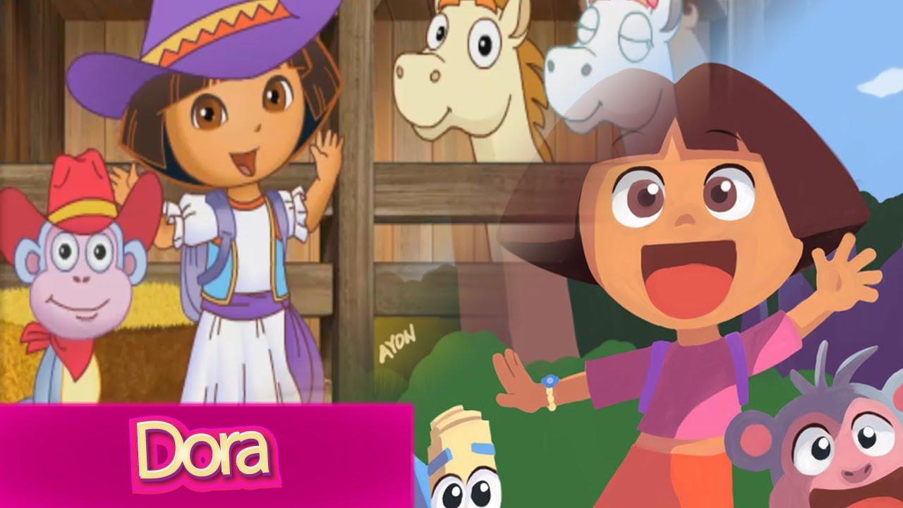Dora The Explorer Play Nick Jr Games Funny Gameplay
