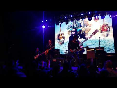Ace Frehley~Hard Times Dec 16, 2017@The Bomb Factory Dallas