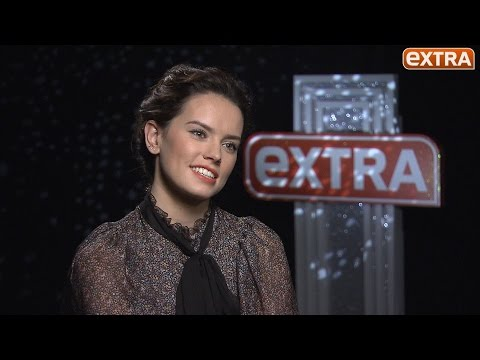 'Star Wars: The Force Awakens': Daisy Ridley on Playing Rey, Training for the Role - Full Interview