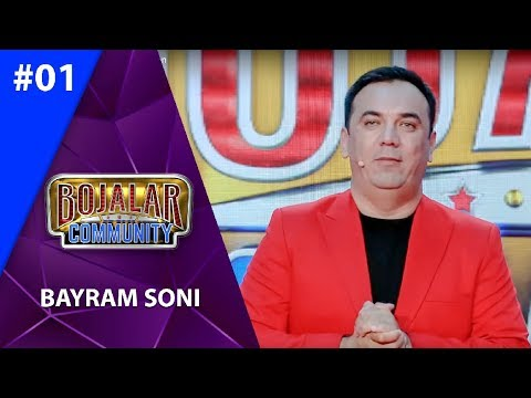 Bojalar Community 1-son Bayram soni  (01.09.2019)