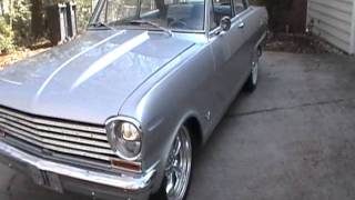 1963 Nova  Comp Mutha Thumpr Cam