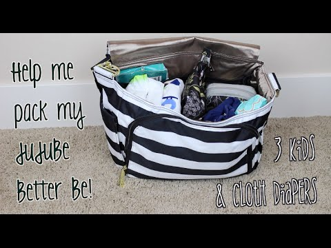 jujube-better-be:-packing-for-3-kids!-featuring-the-legacy-series---first-lady-print