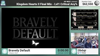 Bravely Default by Obdajr (RPG Limit Break 2016 Part 40)