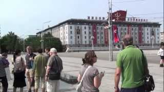 Walking among North Koreans (DPRK)