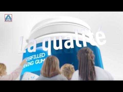 ALDI Luxembourg - Freshlife chewing gum