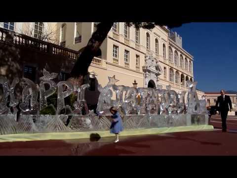 Evènement : S.A.S le Prince Souverain fête ses 60 ans