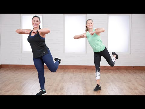20-Minute Ab-Blast Dance Cardio Workout