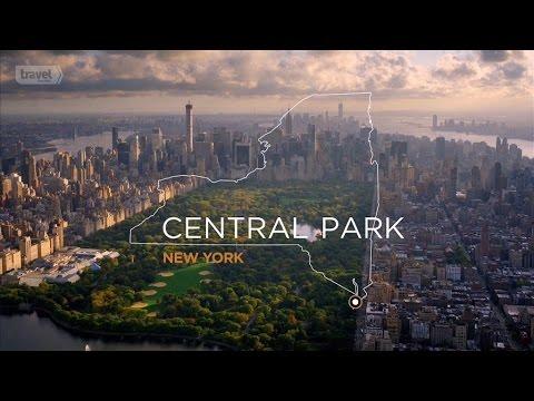 New York   Překrásná Amerika - Central Park   CZ (HD)