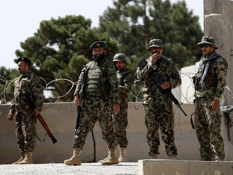 US Wasted $30 Mill On Afghán Army Uniforms That Are The Wrong Color