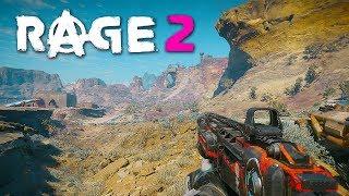 Rage 2 - PC Gameplay - i7 9700k, GTX 980