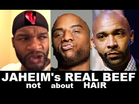 "Jaheim REAL Beef is Charlamagne & JOE BUDDEN Conversation ""Ima SLAP the sh*t OUT You!"""