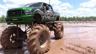 Trucks Gone Wild Louisiana Mud Fest