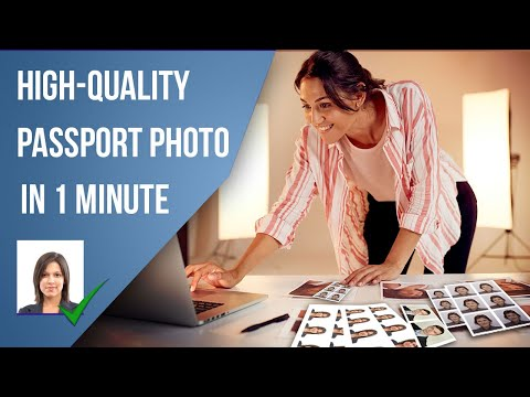 Best Passport Photo Software For PC 2020: High-Quality Photos In ONE Minute