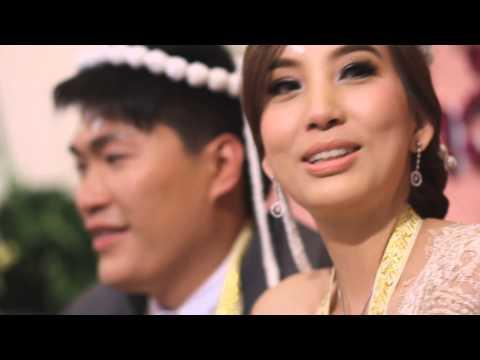 Highlight ฐิตาวัลย์ & อัครวัฒน์ l วงศ์บุรี l 24-5-57