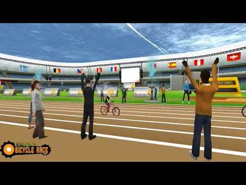 bmx extreme bicycle race hack