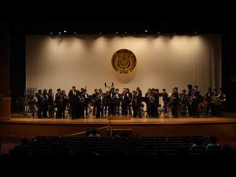 McKinley High School Symphonic Wind Ensemble I — 2018 OBDA Parade of Bands