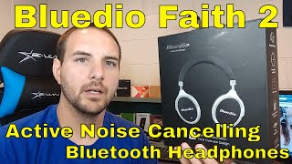 Bluedio F2 Active Noise Cancelling Headphones - Definitely can recommend these!