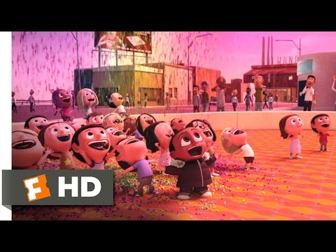 Cloudy with a Chance of Meatballs - Sunshine, Lollipops and Rainbows Scene (2/10) | Movieclips