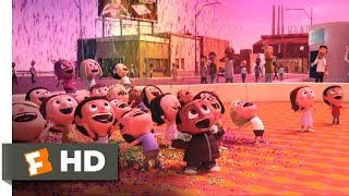 Cloudy with a Chance of Meatballs - Sunshine, Lollipops and Rainbows Scene (2/10) | Movieclips thumbnail