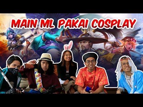 COSPLAY MOBILE LEGENDS CHALLENGE DI TEMPAT UMUM? BAKAL MALU ATAU MALU-MALUIN?! thumbnail