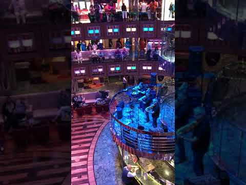 Carnival Dream Lobby Love Music Live Band Instrumental Strings