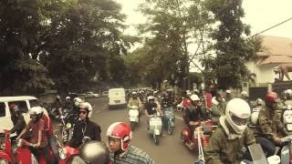 MoVe Bandung - March of The Mods 2015