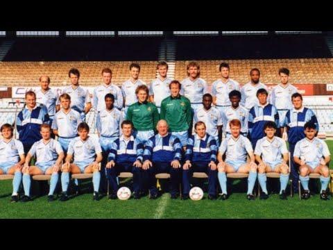 Coventry City 1988 89 Season