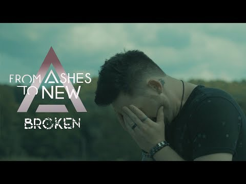 From Ashes To New - Broken (Official Music Video)