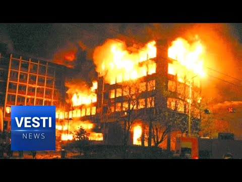 Russia Remembers! This Week the 20th Anniversary of Barbaric Bombing of Yugoslavia by NATO!