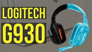 ✅ Logitech G930 Gaming Headset Review