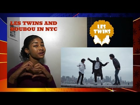 Les Twins and Boubou in NYC | Kehlani - CRZY Reaction