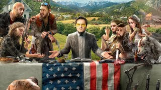 (rus) Начали гамать в Far Cry 5