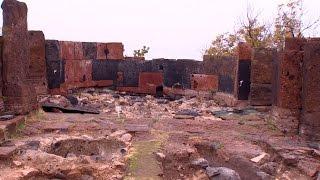 Հայ արքաների աճյունները հողին են հանձնվել հին արիական շքեղ ծիսակարգերով