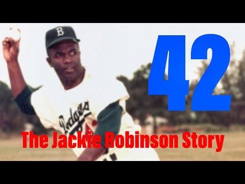 42 - The Jackie Robinson Story