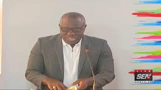 Revue des Titres de Presse avec Ahmed Aïdara du Mercredi 6 Novembre 2019