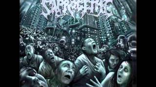 Saprogenic - Nights Blood (Dissection Cover)