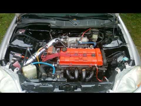 1996 Civic B18 HatchBack Chronicles.