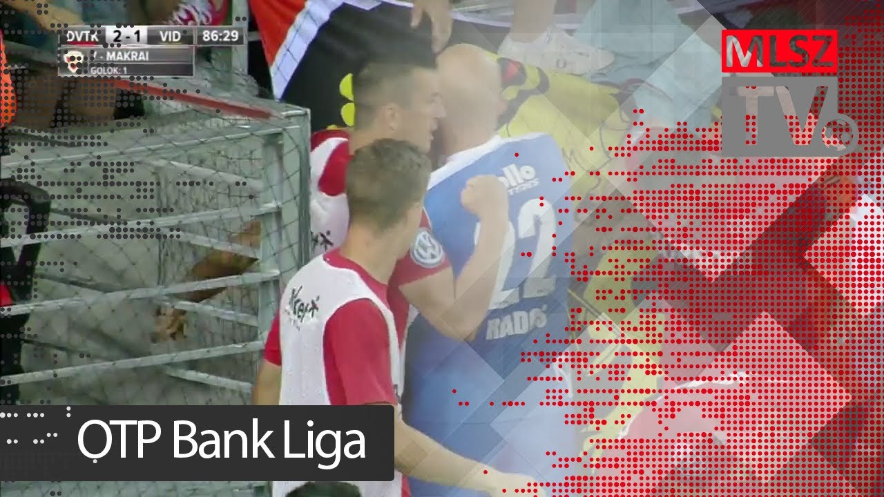 DVTK - Videoton FC | 2-1 (0-0) | OTP Bank Liga | 33. forduló | 2017/2018