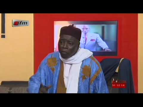 Kouthia Show - Abdoulaye Wade - 31 Octobre 2014
