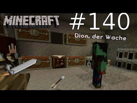 MINECRAFT Dion ist jetzt weg! Liegt unterm dreck #140 Let´s Play Minecraft YL