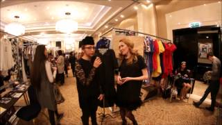 Astana Fashion Weekend - 1 часть (Astana Marriot Hotel)(Видео отчет с места событий