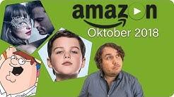Neu auf Amazon Prime Video im OKTOBER 2018
