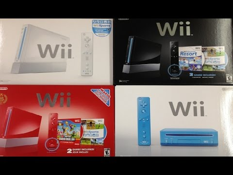 Nintendo Wii Review - Console Variations and Accessories!